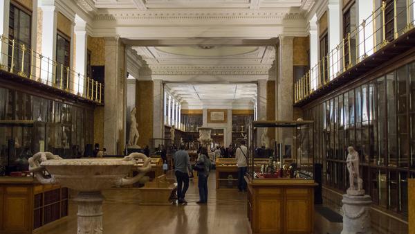 British Museum von Innen