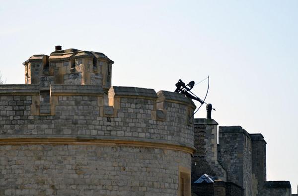 Tower of London Geschütz