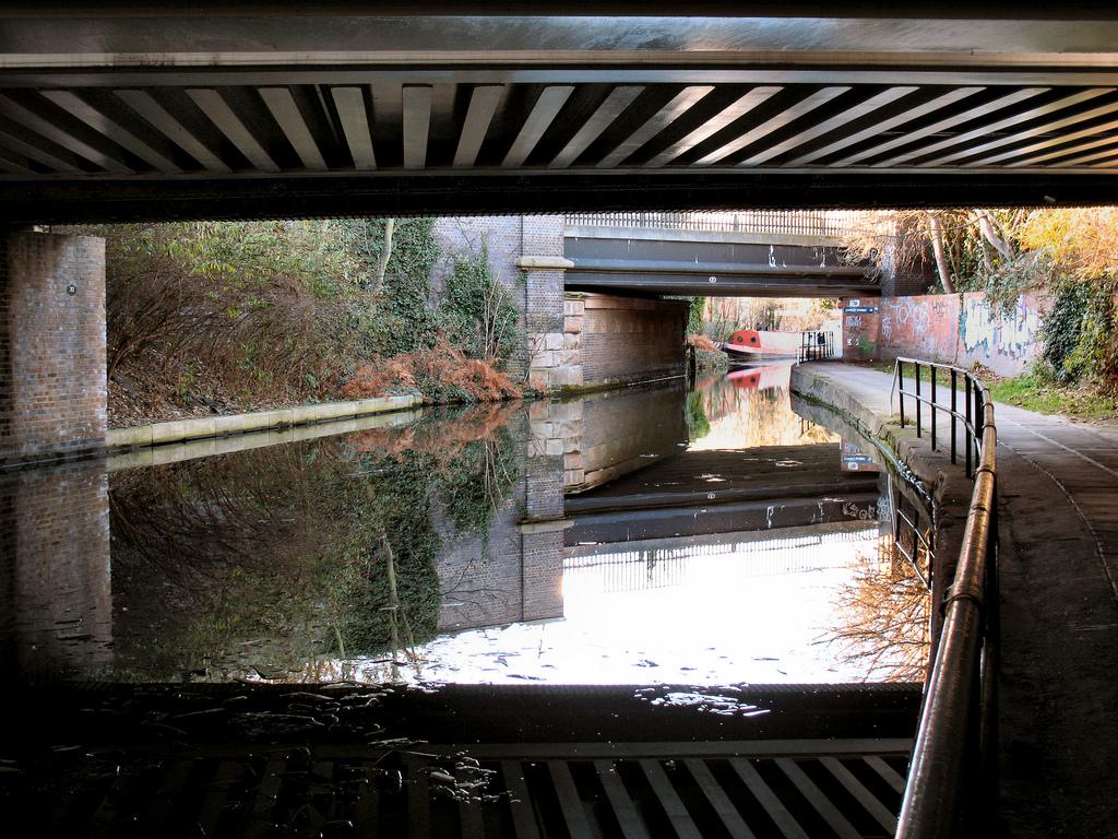 Regents Canal Brücke